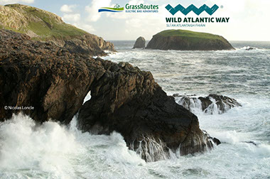 cycling grassroutes arranmore